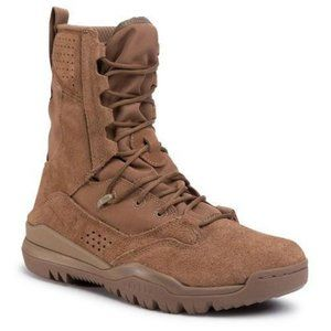 """Nike SFB Field 2 Leather 8"""" Coyote Tactical Boots"""